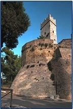 The tower of Morro D'Oro